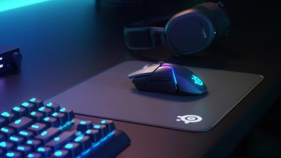 SteelSeries predstavil nové myši - Rival 650 a Rival 710