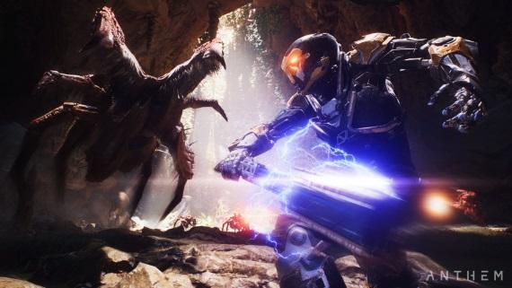 Bioware: Postaviť na prvé miesto gameplay bolo v Anthem osviežujúcim zážitkom