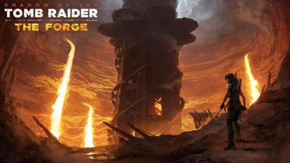 Shadow of the Tomb Raider predstavuje svoje prvé DLC s názvom The Forge, prinesie kooperáciu