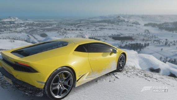 Ako je na tom s výkonom Forza Horizon 4 na PC?