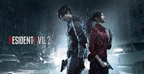 Resident Evil 2 ukazuje gameplay s Claire