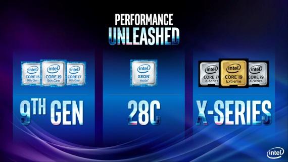 Intel predstavil 9. generáciu svojich procesorov