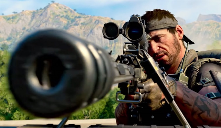 Call of Duty Black Ops 4 dostane na konzolách 50-gigový patch