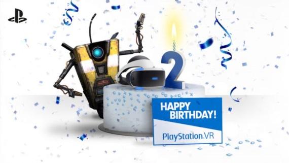 PlayStation VR oslávi svoje 2. výročie už 13. októbra, ponúkne nové hry, zľavy a obsah