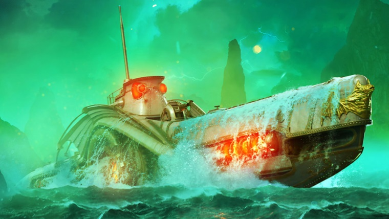 Do World of Warships priplávali ponorky