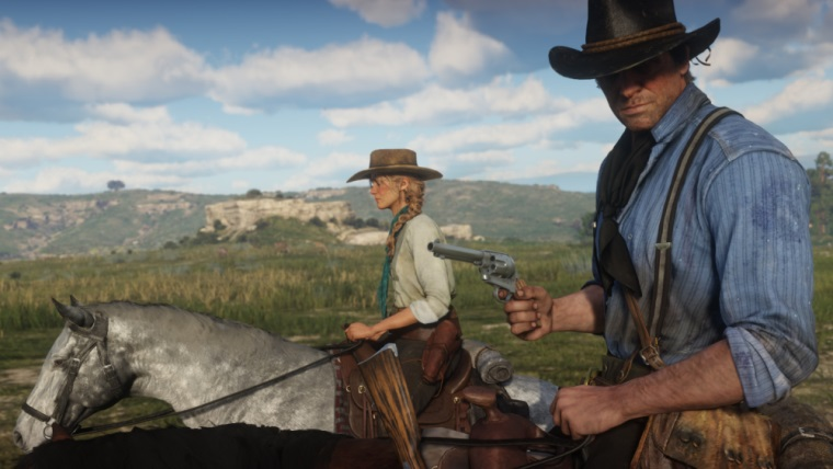 Tipy na Red Dead Redemption 2