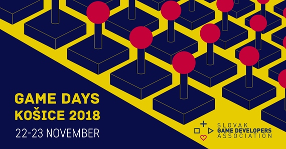 Konferencia Game Days Košice už má kompletný program