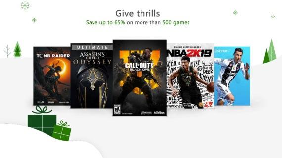 Microsoft spustil Black Friday výpredaj, v zľave je aj Forza Horizon 4