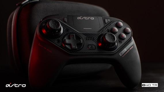 Astro predstavilo C40 TR gamepad pre PS4 a PC, bude stáť 200 dolárov