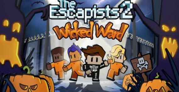 The Escapists 2 pre Nintendo Switch dnes dostáva trojicu DLC balíčkov