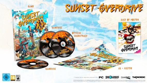 Sunset Overdrive predstavuje PC retail edíciu