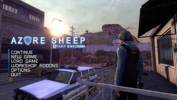 Half-Life Black Mesa: Azure Sheep mod ponúka demo