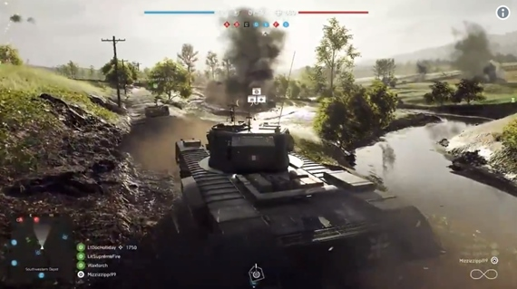 December bude v Battlefielde V zameraný na tanky