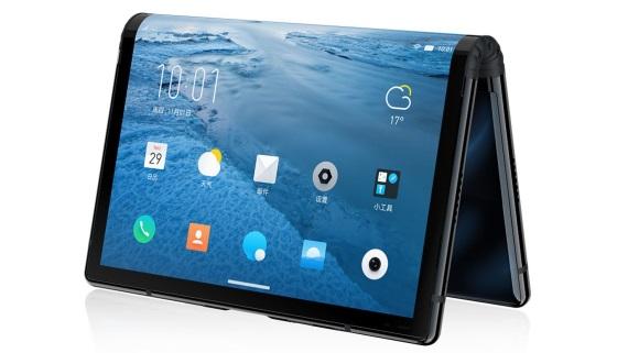 Flexpai je prvý ohýbateľný mobil, vyjde už v decembri