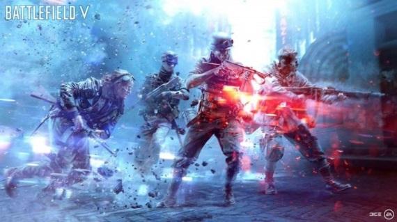Battlefield 5 približuje mapy a režimy