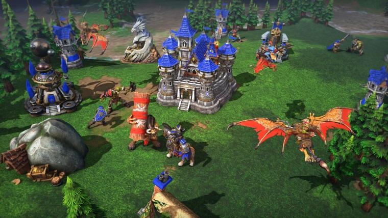 Warcraft III Reforged ohlásený, ponúkne vylepšenú pôvodnú hru