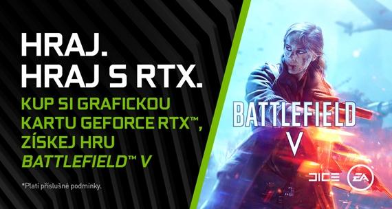 Battlefield V je odteraz zadarmo k RTX grafickým kartám
