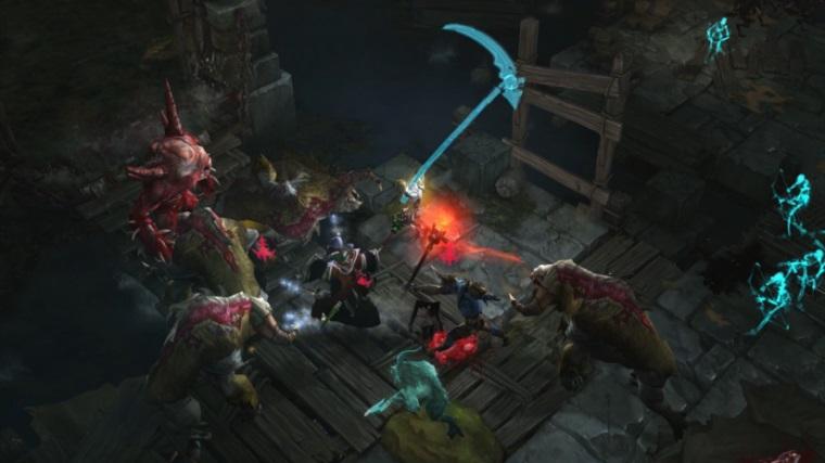 Diablo 4 je vo vývoji, pôvodne bol pripravovaný v Dark Souls štýle, koncept sa už zmenil