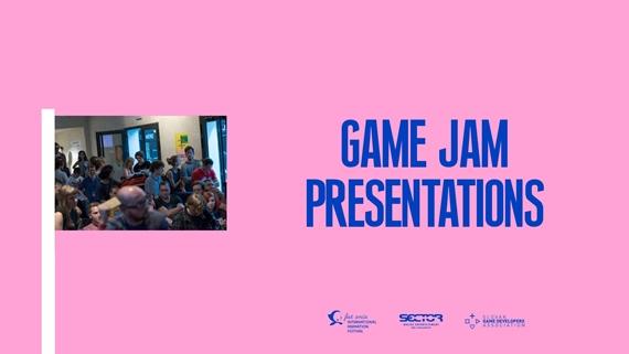 Pozrite si prezentácie Game Jam titulov z tohtoročného Game Days