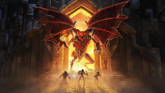 Book of Demons dostáva zadarmo DLC Dungeons & Streamers