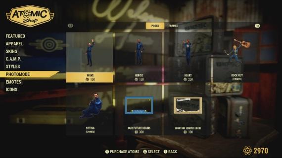 Bethesda priblížila možnosti úpravy postavy vo Fallout 76