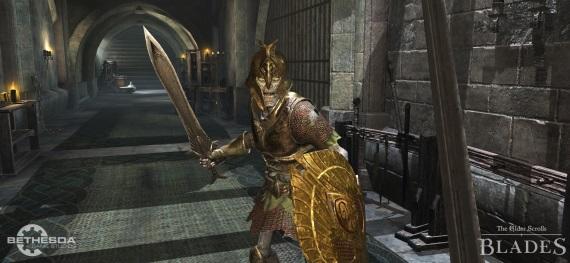 Mobilné The Elder Scrolls Blades bolo odložené na budúci rok