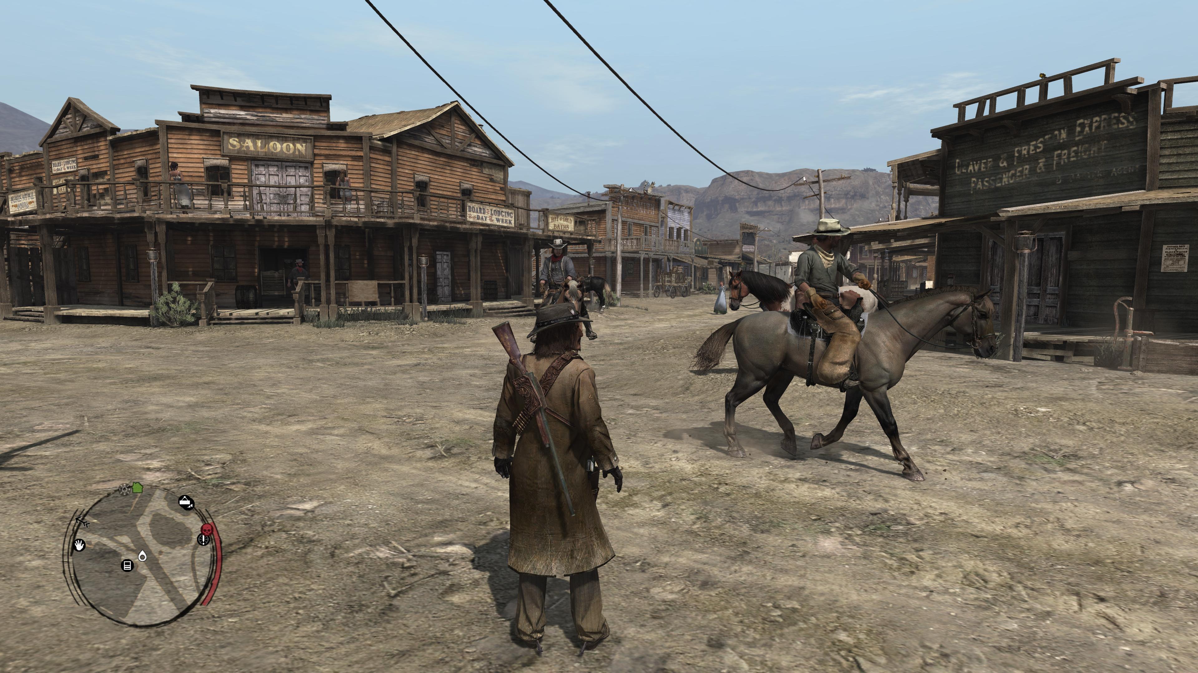 8421ba4074cc Aké kovbojské hry si zahrať po Red Dead Redemption 2
