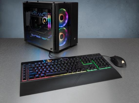 Corsair predstavil svoje nové herné PC  - Vengeance 5180