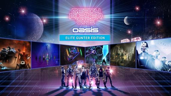 Svet OASIS vo VR titule Ready Player One: OASIS sa opäť rozrastá