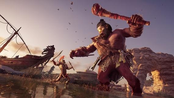 Assassin's Creed Odyssey zvýši level cap, pribudne nový Legendary boss a aj nová príbehová misia