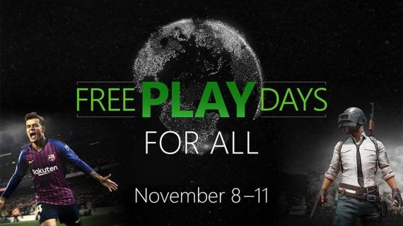 PUBG a PES 2019 sú zadarmo na Xbox One!