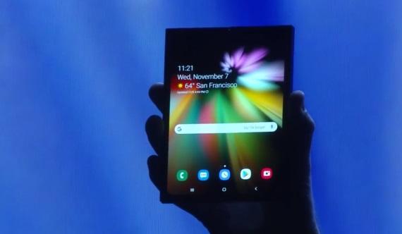 Samsung predstavuje nové UI pre svoje mobily a nové otváracie displeje