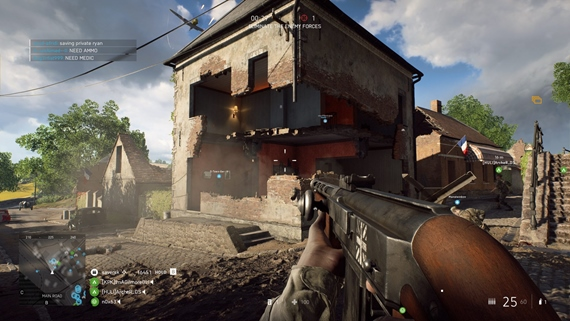 Battlefield V ide v prvých PC recenziách pekne