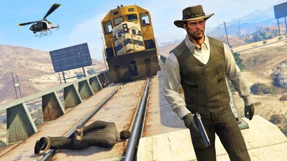 GTA V expedovalo 100 miliónov kusov, Red Dead Redemption 2 už 17 miliónov