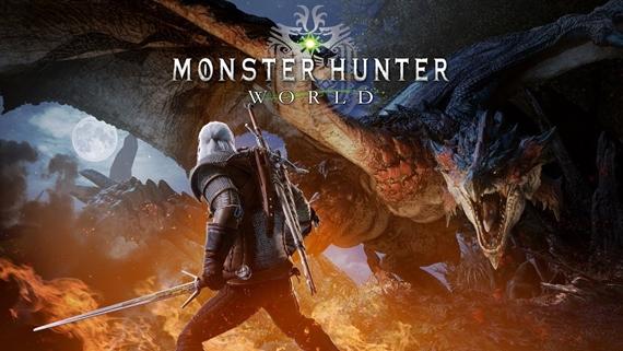 Zaklínač prichádza do Monster Hunter World!