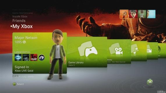 Microsoft mal počas vývoja Xbox360 dashboardu zaujímavý spôsob indentifikovania leakerov
