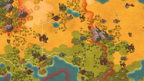At the Gates, nová hra od dizajnéra piatej Civilizácie, vyjde už budúci mesiac