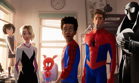 Filmová recenzia: Spider-man: Paralelné svety
