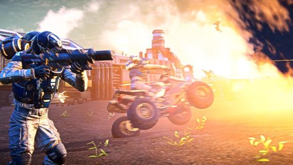 PlanetSide Arena príde v januári, ponúkne Battle Royale režim s 500 hráčmi
