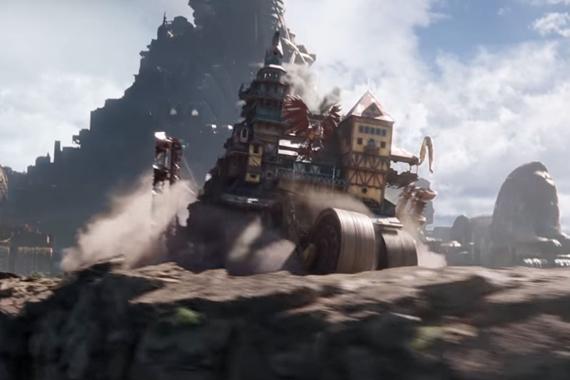 Peter Jackson už má predstavu o Mortal Engines hre v otvorenom svete