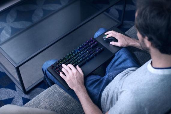 Razer Turret je prvá oficiálna klávesnica pre Xbox One