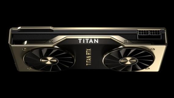Príde Titan RTX 28. decembra?