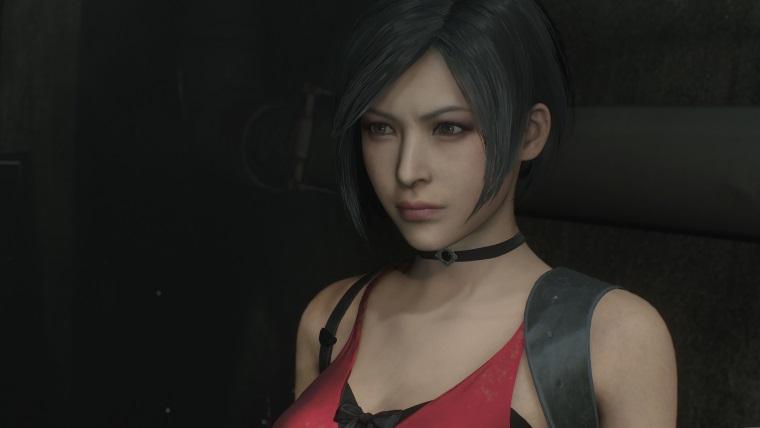 Parádne zábery na Resident Evil 2