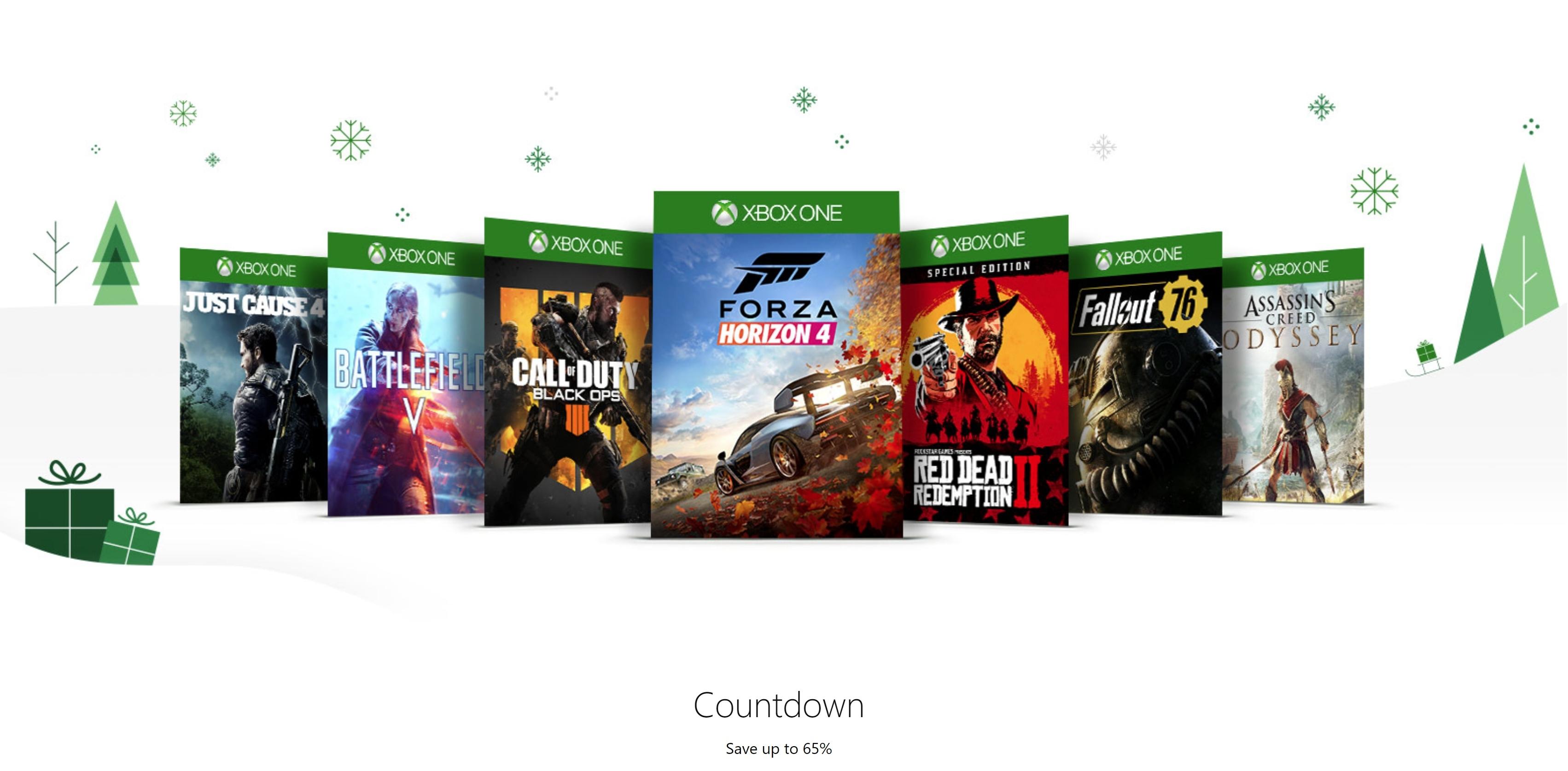 288c372af Vianočný Xbox výpredaj už začal | Sector