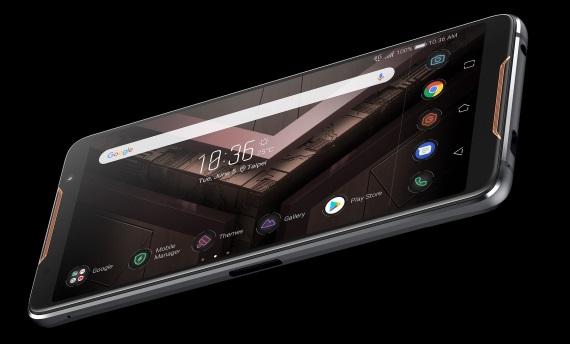 Herný mobil Asus ROG Phone je už dostupný aj u nás