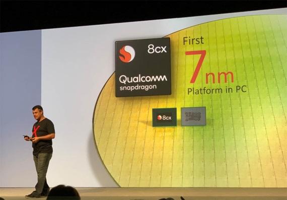 Snapdragon 8cx je prvý 7nm procesor pre notebooky