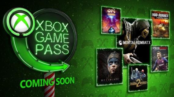 Xbox Game Pass predstavuje celú decembrovú ponuku