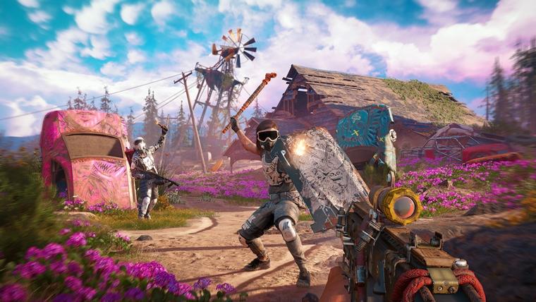 Far Cry: New Dawn sa predstavuje a ukazuje viac zo svojej hrateľnosti