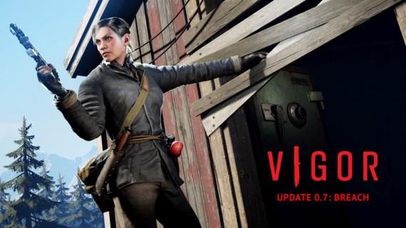 Survivalovka Vigor dostáva update 0.7