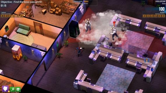Agent a hacker v kooperačnej hre Hacktag sa blížia